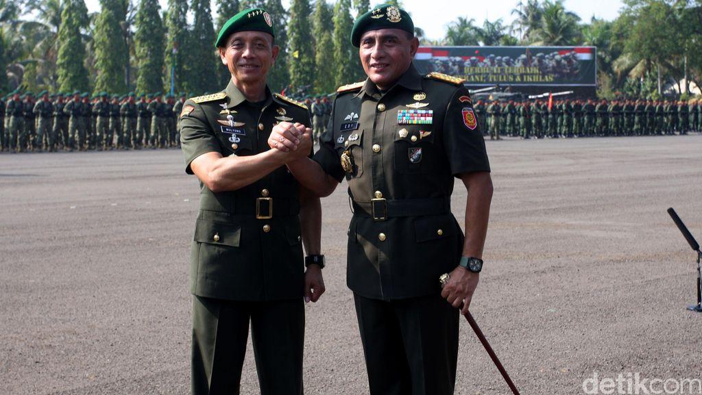 Oknum TNI AD Banyak Kena Razia, KSAD: Tentara Tak Boleh ke Diskotek