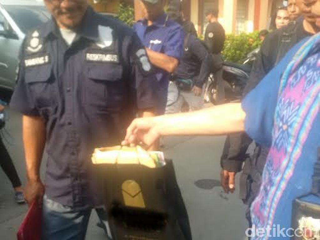 Sertifikat Rumah hingga Deposito Partogi Disita Polisi