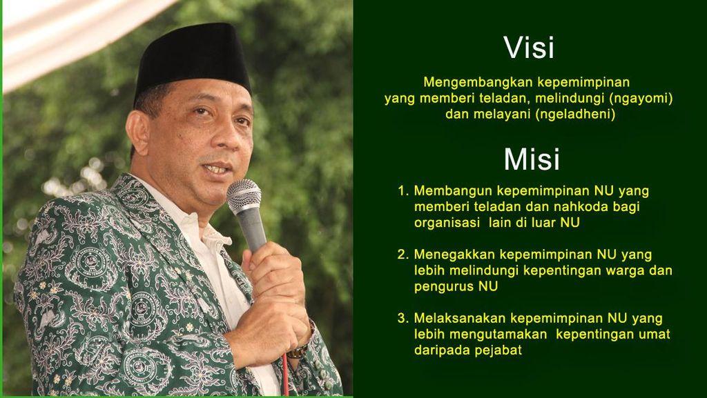 KH Muhammad Adnan Sudah Sebar Visi-Misi untuk Mencalonkan Ketum PBNU