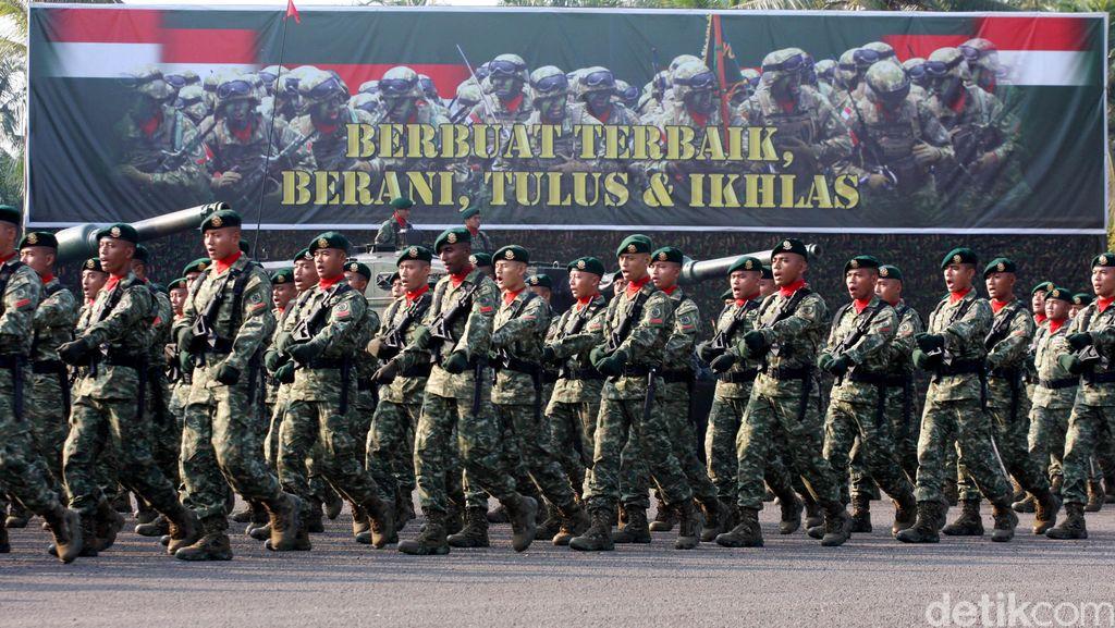Pangdam Siliwangi Mayjen Dedi Kusnadi Jabat Dankodiklat TNI