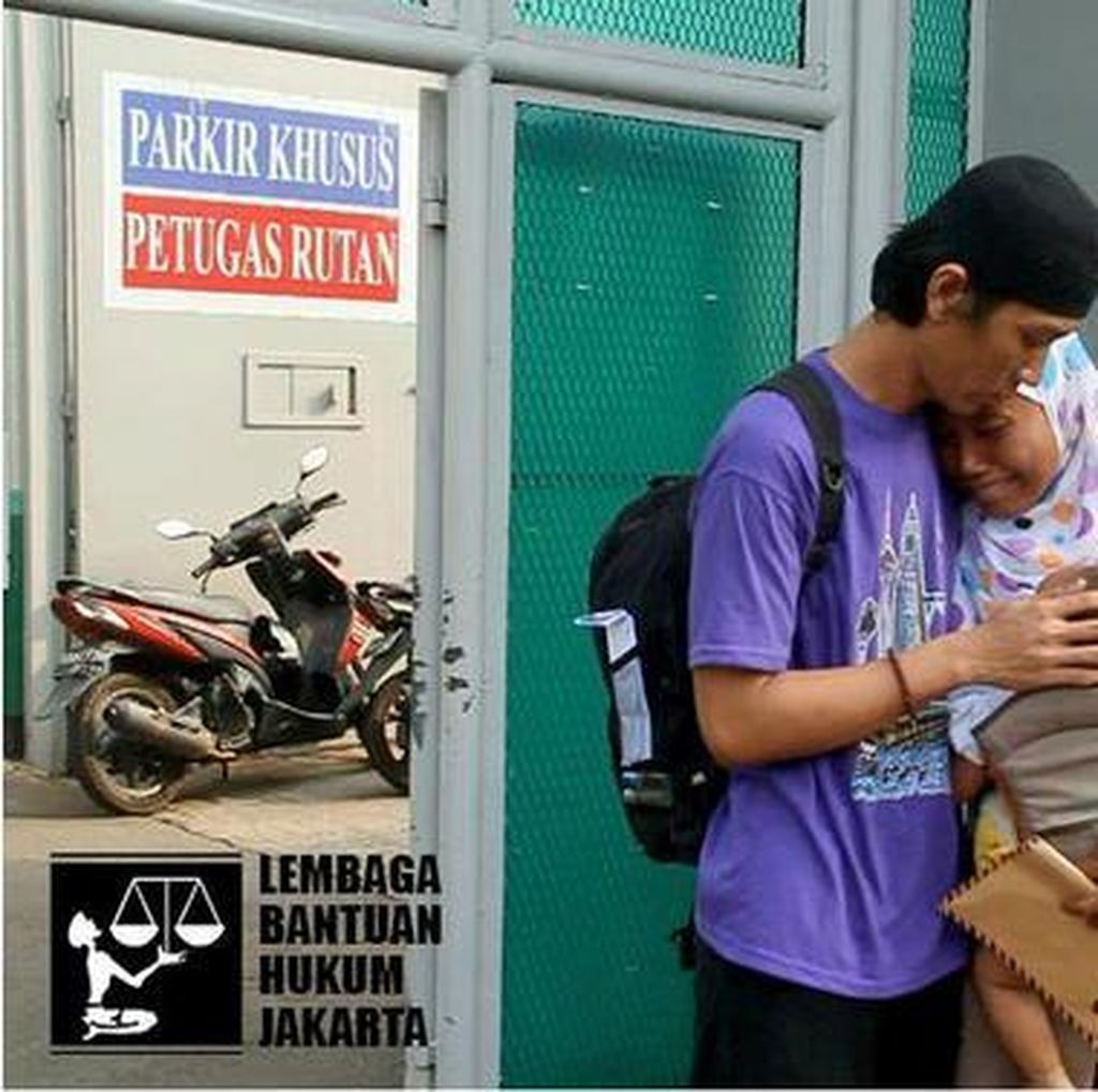 LBH Jakarta: Dedi Tukang Ojek Korban Salah Tangkap Bebas