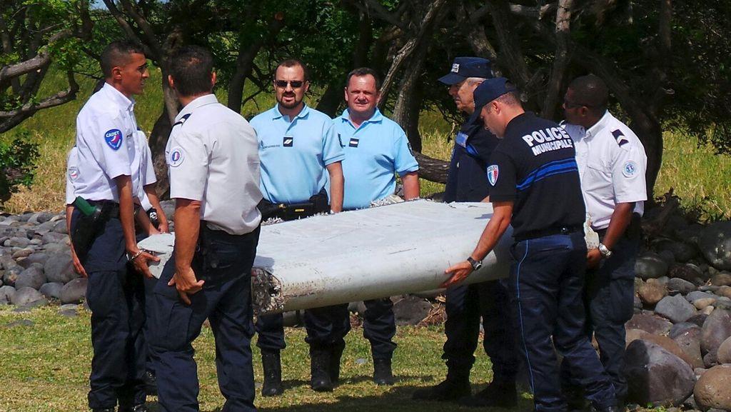 Malaysia Minta Bantuan Soal Temuan Puing Pesawat di Samudera Hindia