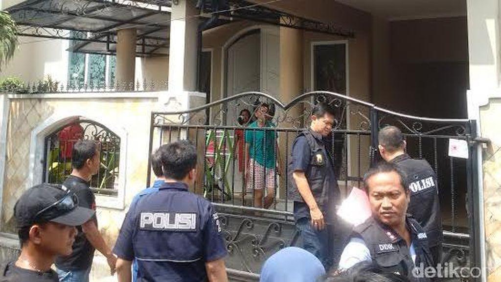 Rumah yang Digeledah Polisi Dibeli Partogi Tahun 1994 dengan Nyicil
