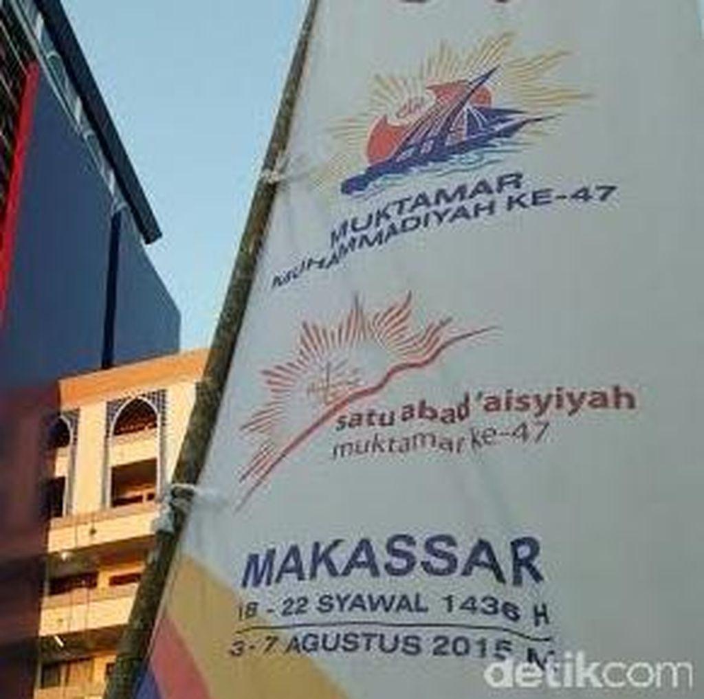 Persiapan Muktamar Muhammadiyah ke-47 di Makassar Hampir Rampung