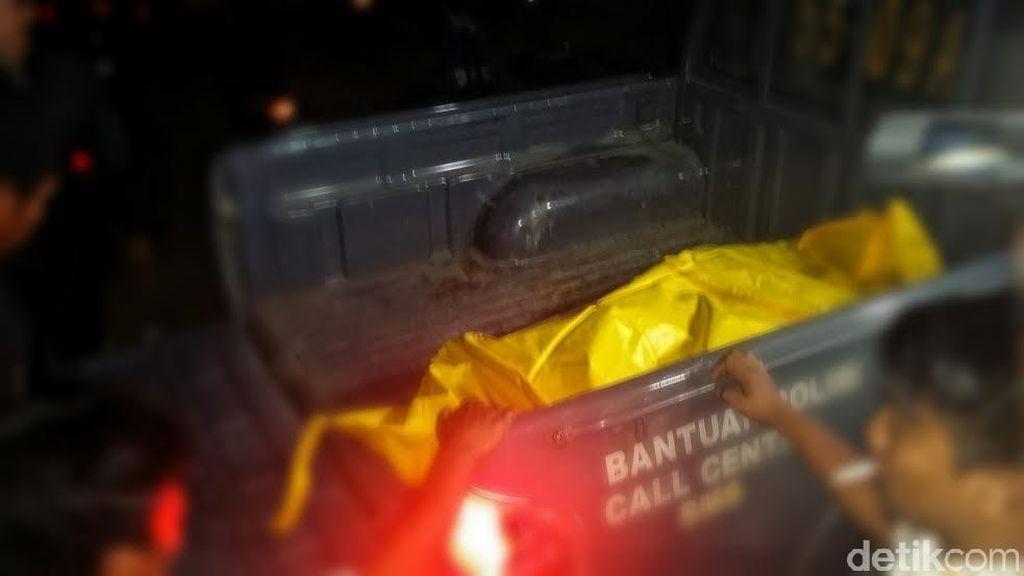 Mayat Wanita Berkerudung Ditemukan Telah Membusuk di Lahan Perhutani Sukabumi
