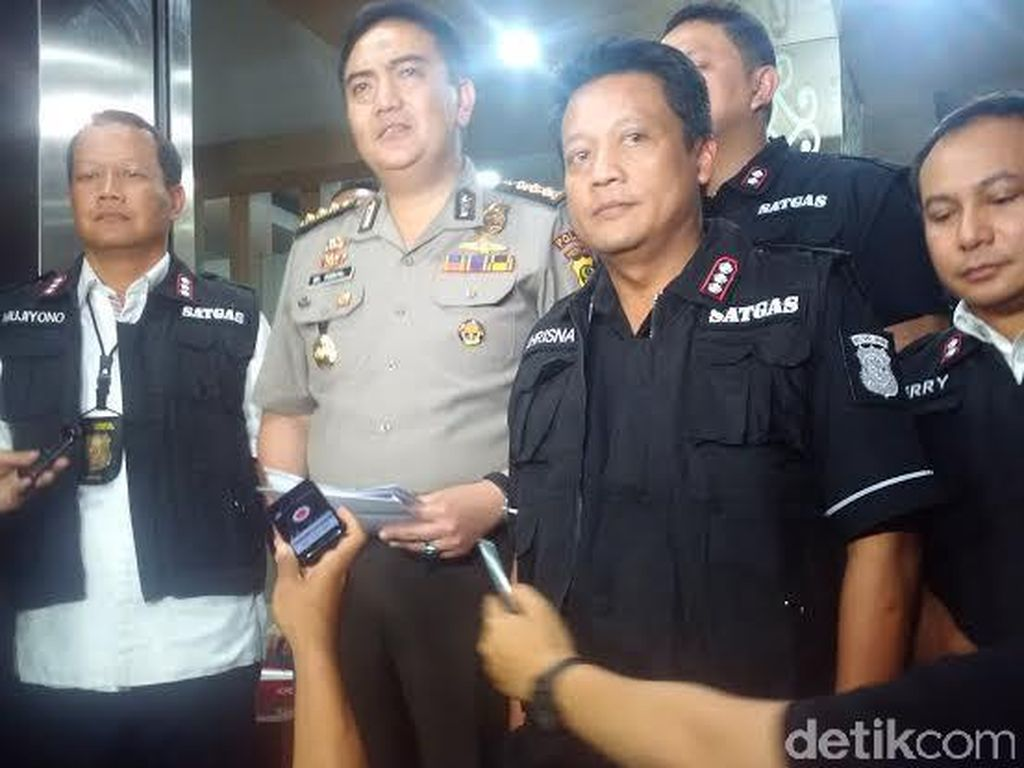 Polisi Punya Alat Bukti Kuat Jerat Partogi Jadi Tersangka Suap Dwelling Time