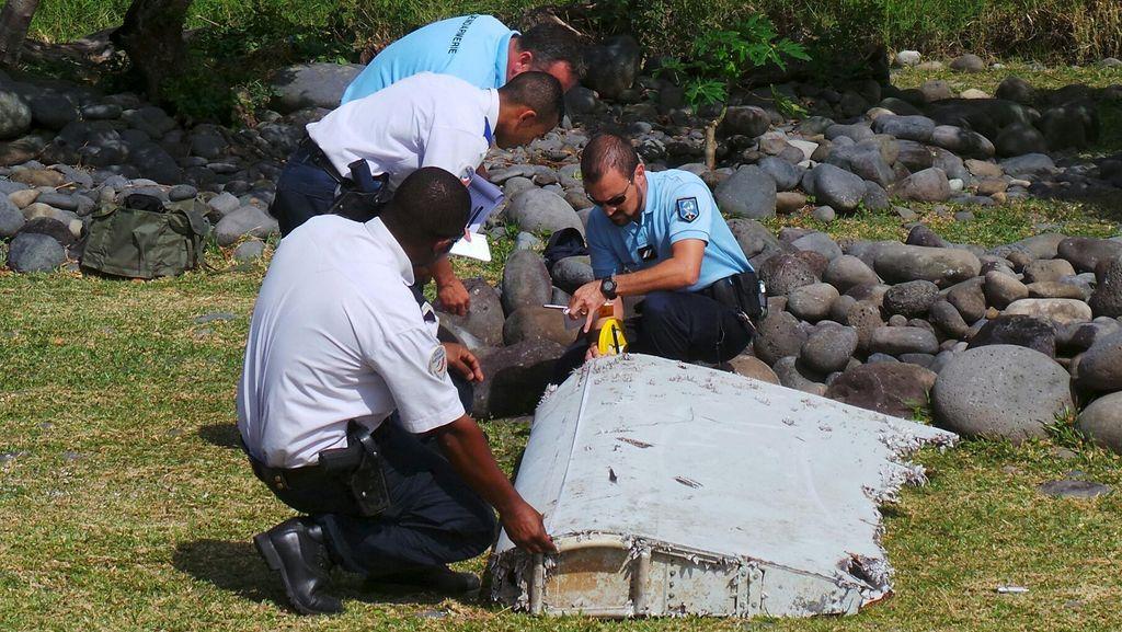 Puing Diduga Sayap MH370 Tiba di Laboratorium di Perancis