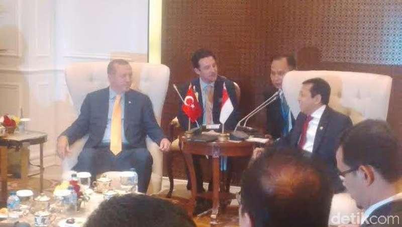 Fadli Zon: Erdogan Minta Indonesia Berkontribusi Besar di PBB