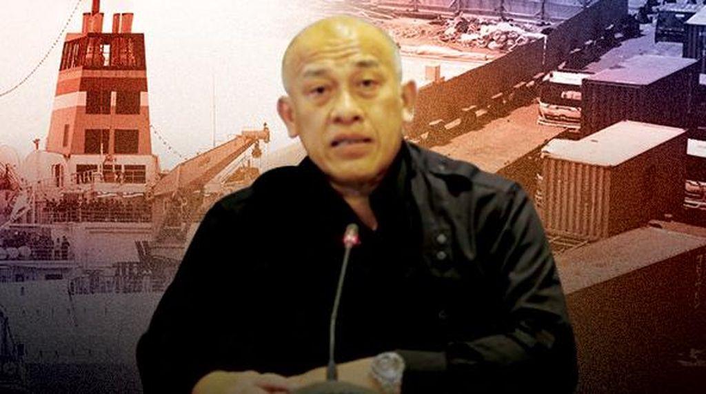 Kasus Korupsi Dwelling Time, Partogi Akui Uang USD 40 Ribu Miliknya