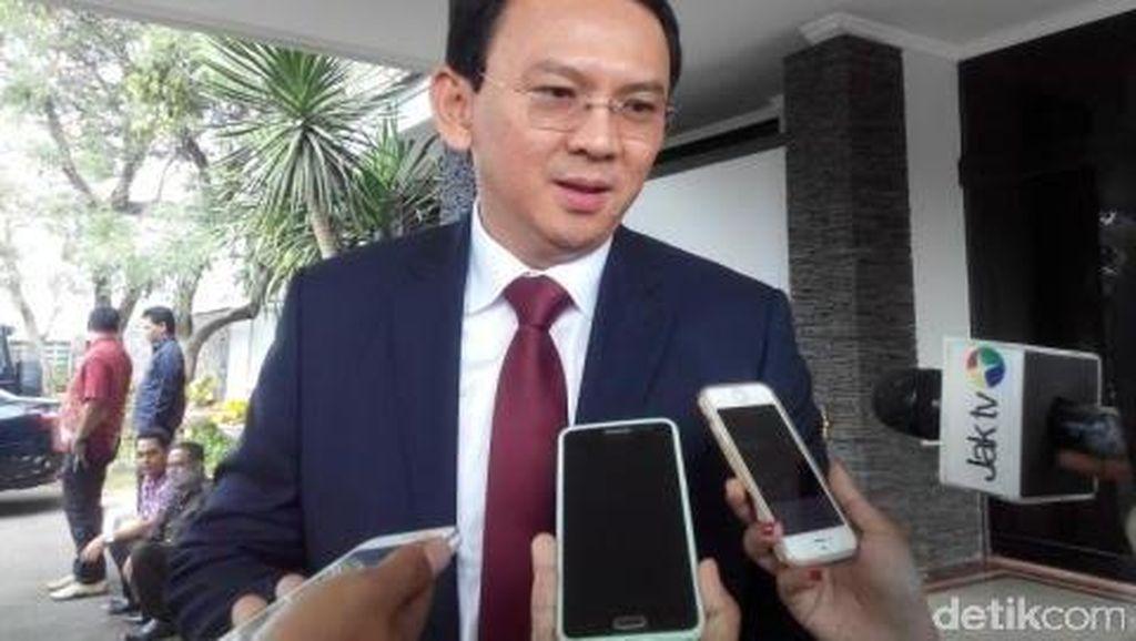 Hari Keluarga Nasional, Ini Harapan Ahok Buat Warga Jakarta