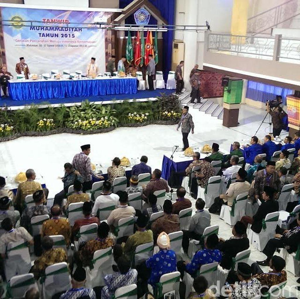 Krisis Air dan Reformasi Agraria Juga Jadi Materi Muktamar Muhammadiyah