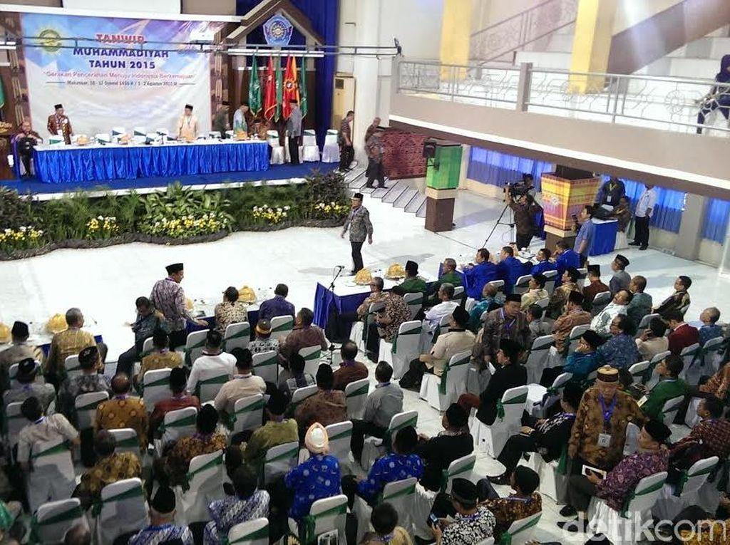 Gelar Sidang Tanwir, Muhammadiyah Pilih 39 dari 82 Calon Ketua Umum