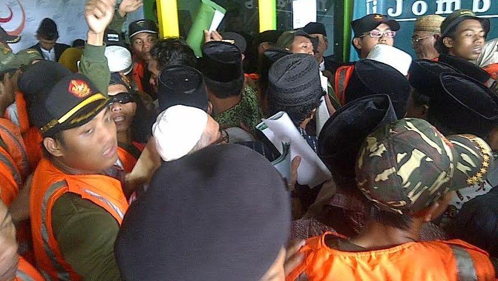 Tak Diizinkan Ikut Pleno, Peserta Penolak Ahwa Ancam Boikot Muktamar Jombang
