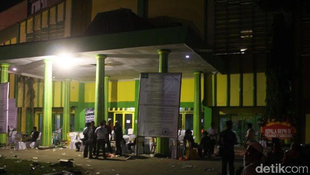 Pendaftaran Ditutup Sementara, Puluhan Peserta Muktamar NU Telantar