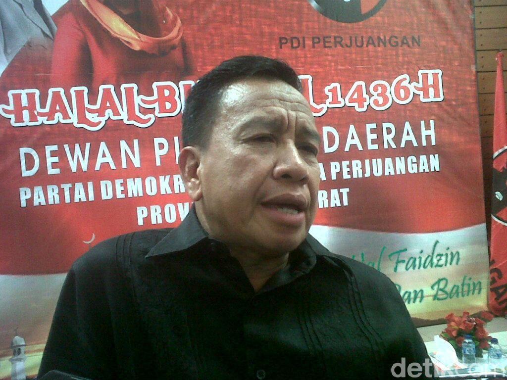 Daftar Jadi Calon Wakil Bupati Karawang, Miing: Saya Tak akan Korupsi