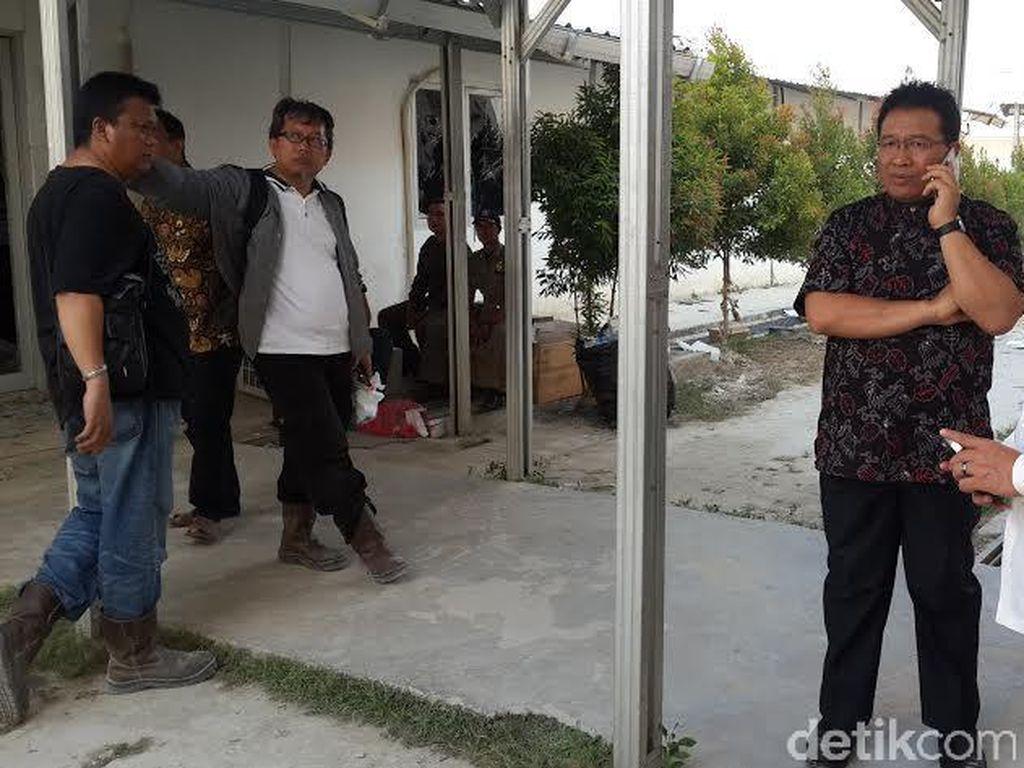 Bupati Bojonegoro Tinjau Lokasi Kerusuhan di Blok Cepu
