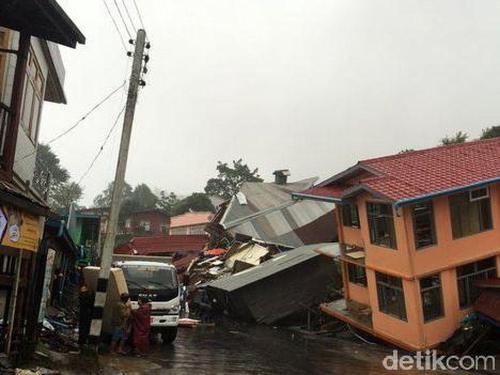 Banjir Tewaskan 27 Warga, Presiden Myanmar Deklarasikan Kondisi Darurat