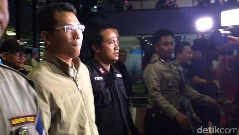Dari Kanada, Tersangka Kasus Dwelling Time Dijemput Polisi di Bandara