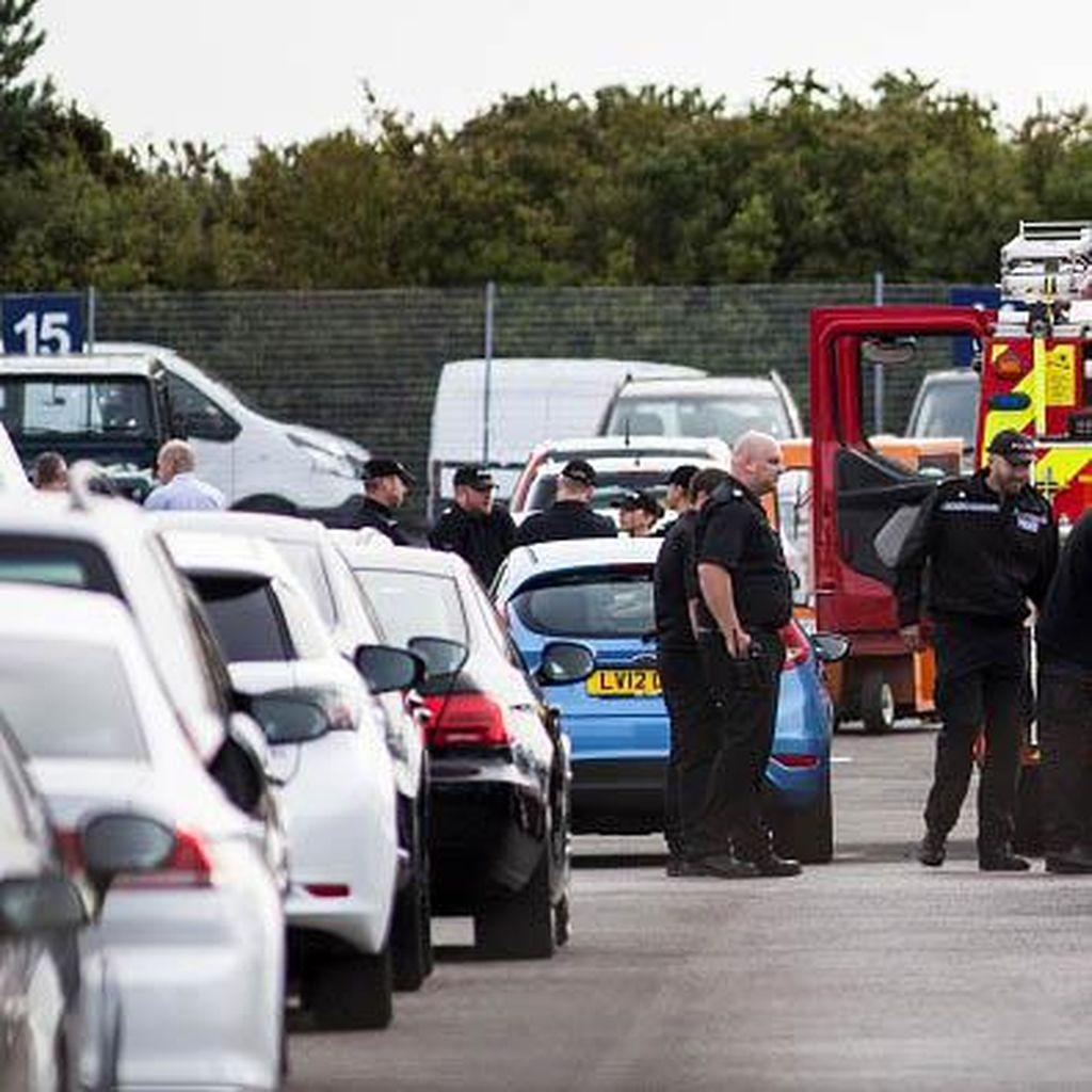 Pesawat Jet yang Jatuh di Inggris Berisi Keluarga Osama bin Laden