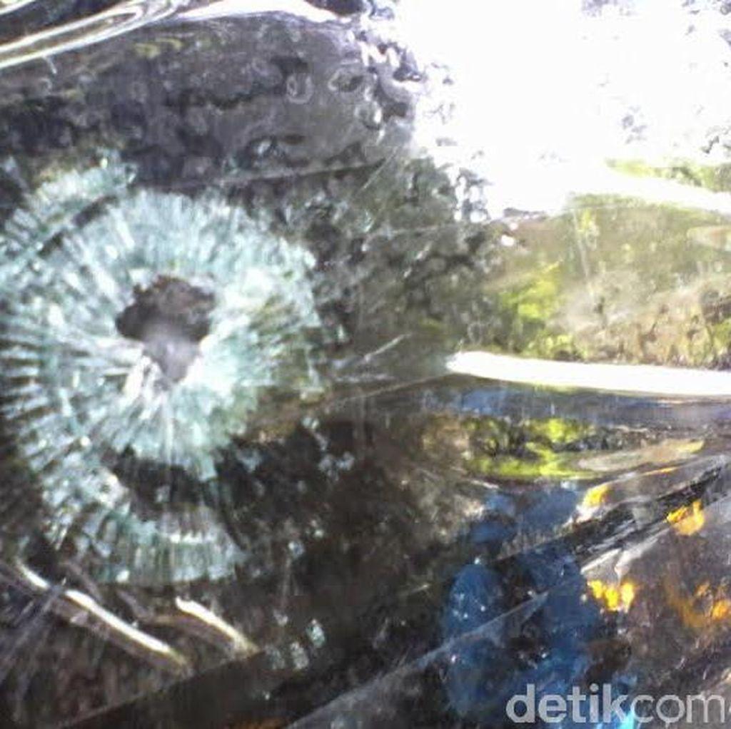 Pengusaha yang Mobilnya Ditembaki Curigai Mantan Karyawan