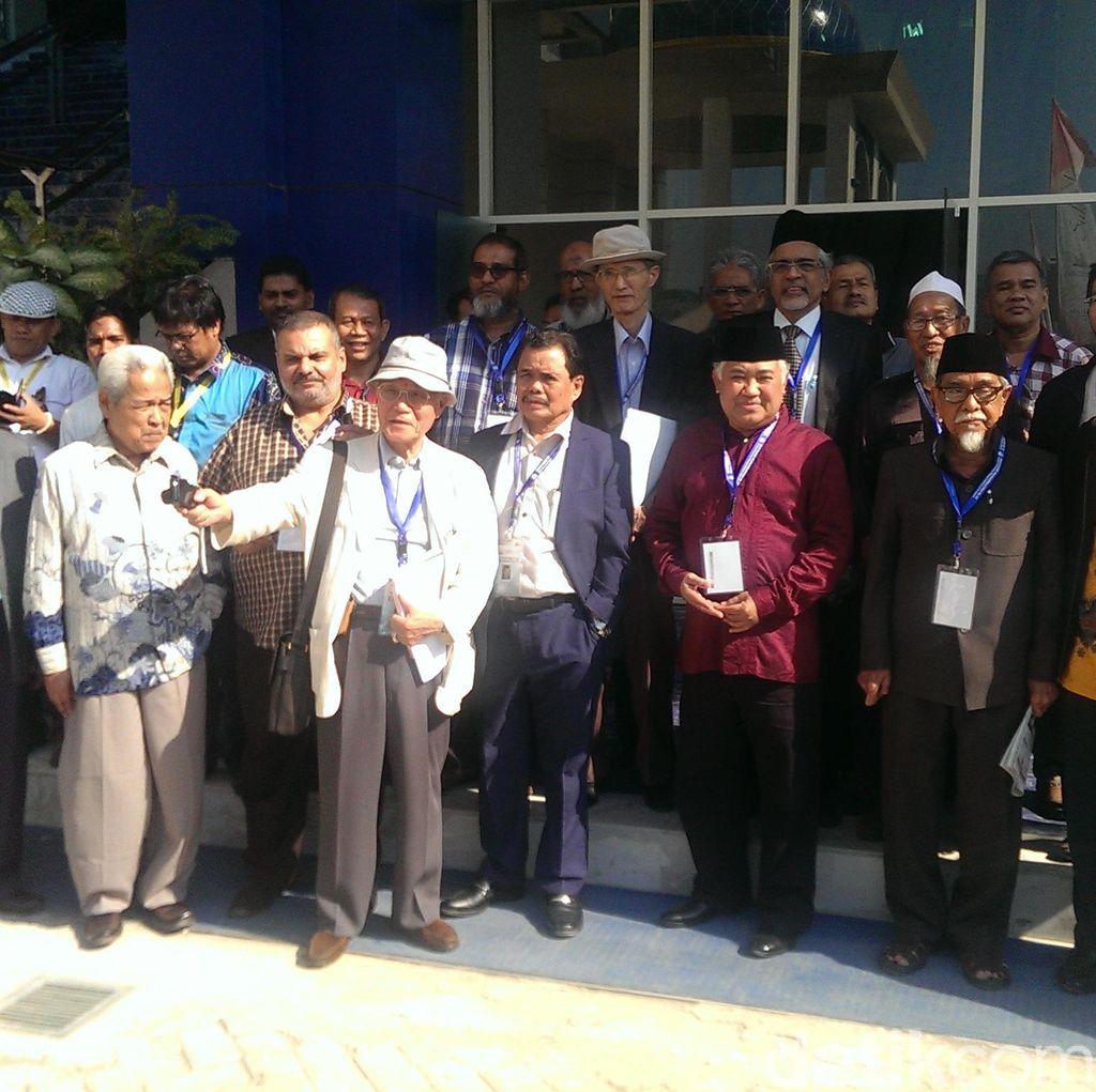 Organisasi Muhammadiyah di Negara Lain Ikut Hadir ke Muktamar ke-47 Makassar