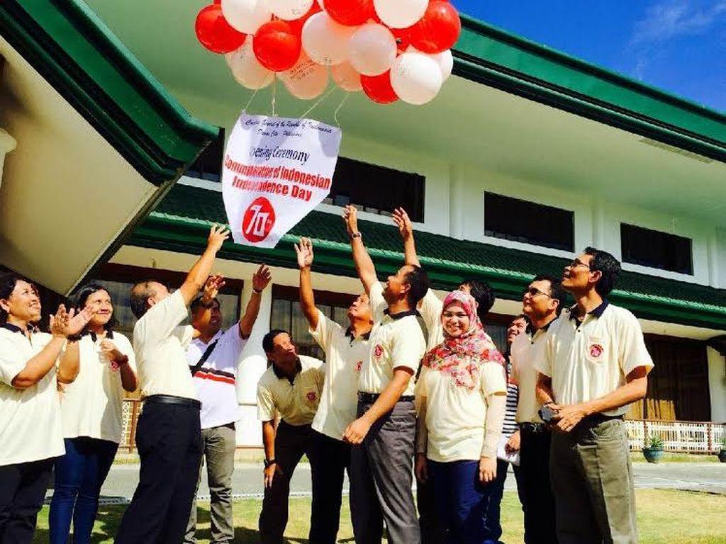 Pesta Kemerdekaan RI ke-70 Dirayakan di Davao City