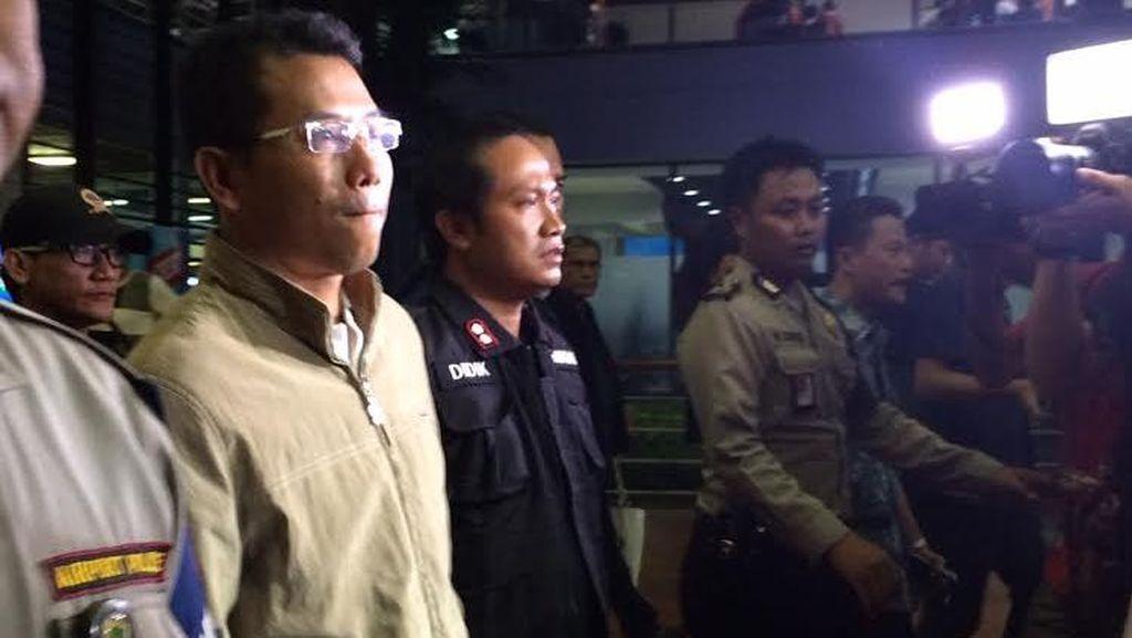 Usai Diperiksa, Polisi Resmi Tahan Tersangka Dwelling Time Imam Aryanta