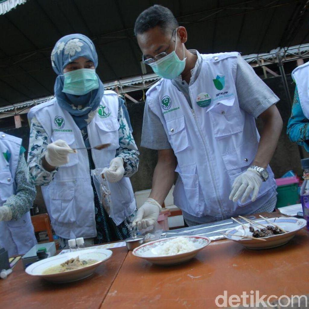Kementerian Kesehatan Temukan Makanan Berformalin di Muktamar NU
