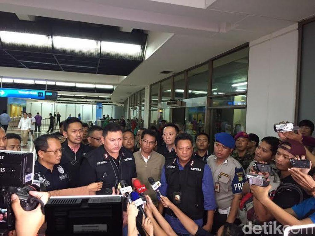 Cari Kesesuaian Keterangan, Polisi Konfrontir 5 Tersangka Kasus Dwelling Time