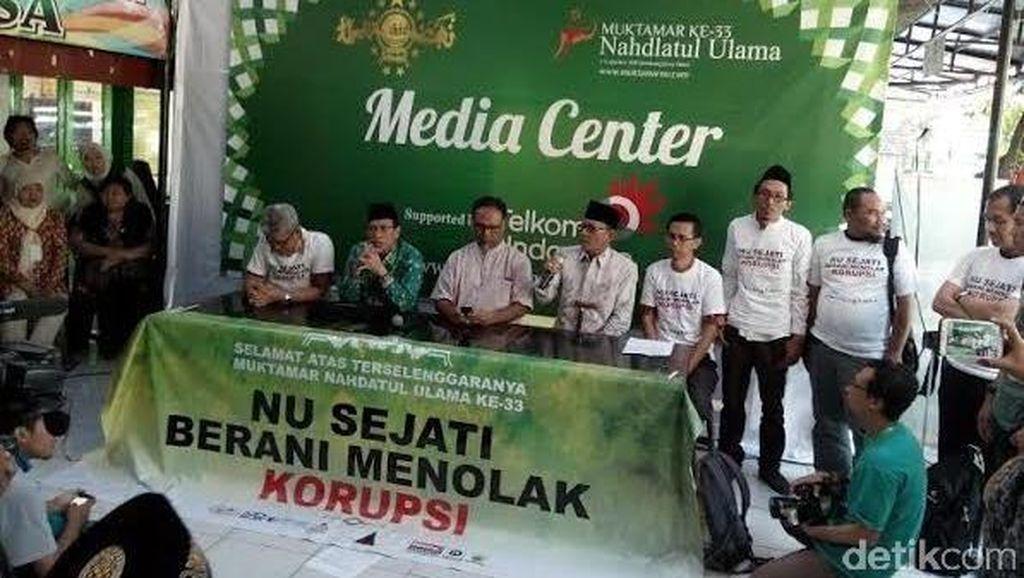 Pegiat Antikorupsi Ajak NU Sejati Berani Menolak Korupsi