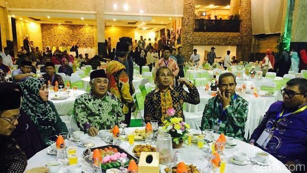Jamu Peserta Muktamar Muhammadiyah, Wali Kota Makassar Promosi Kuliner