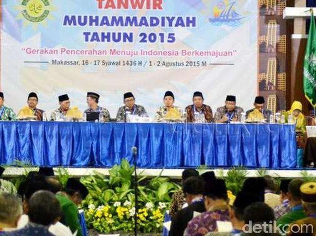 39 Capim Muhammadiyah Ditetapkan, Tanwir Ditutup