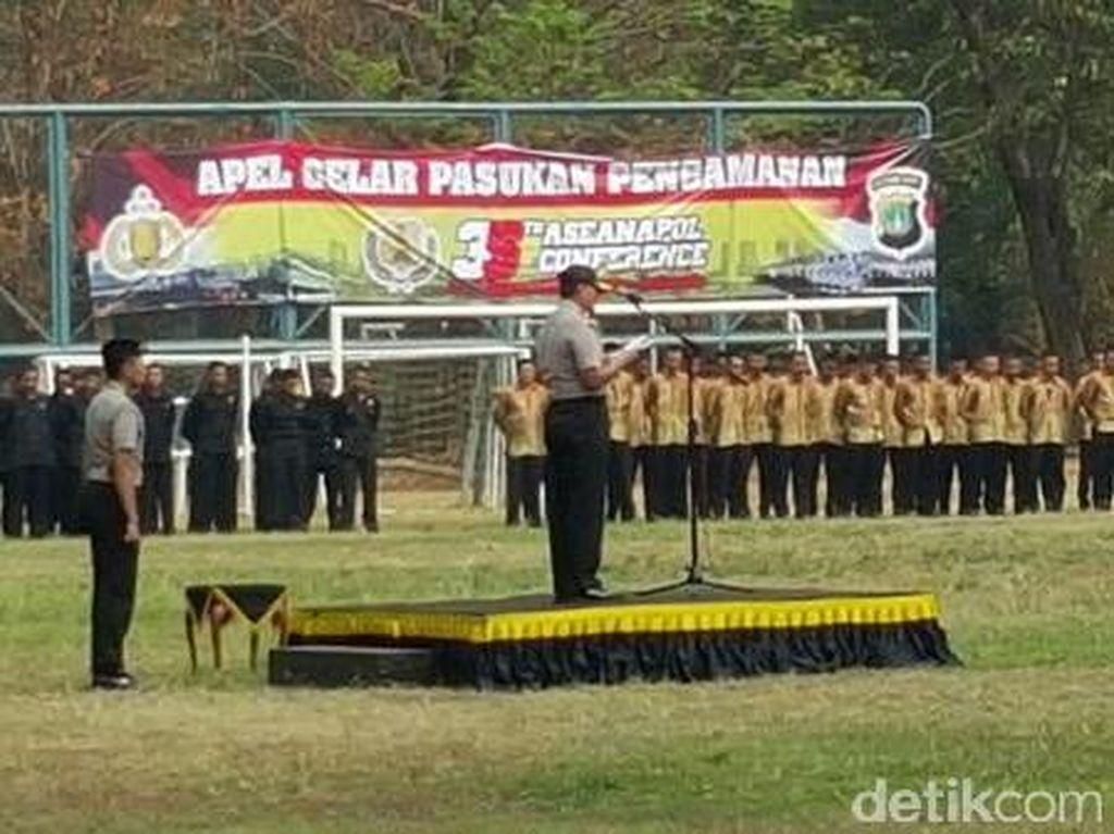 Pertemuan Polisi se-ASEAN di Jakarta, Polda Metro Kerahkan 700 Personel