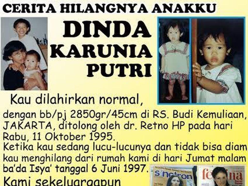 Ibu ini Terus Berdoa Putri Kecilnya yang Diculik 1997 Lalu di Ciledug Kembali