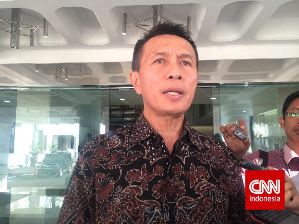 Pansel Akan Temui Ketua KY untuk Bahas Status Tersangka