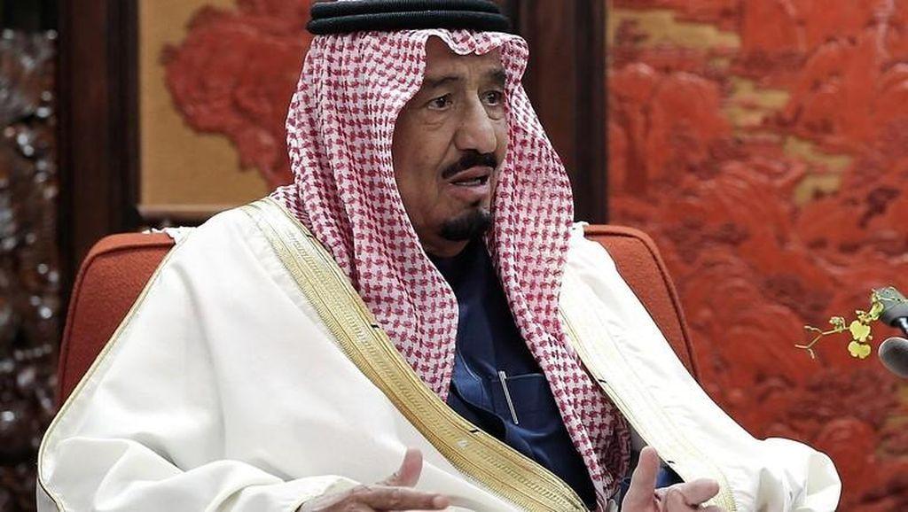 Raja Arab Saudi Serukan Perjuangan Bersama Melawan Terorisme