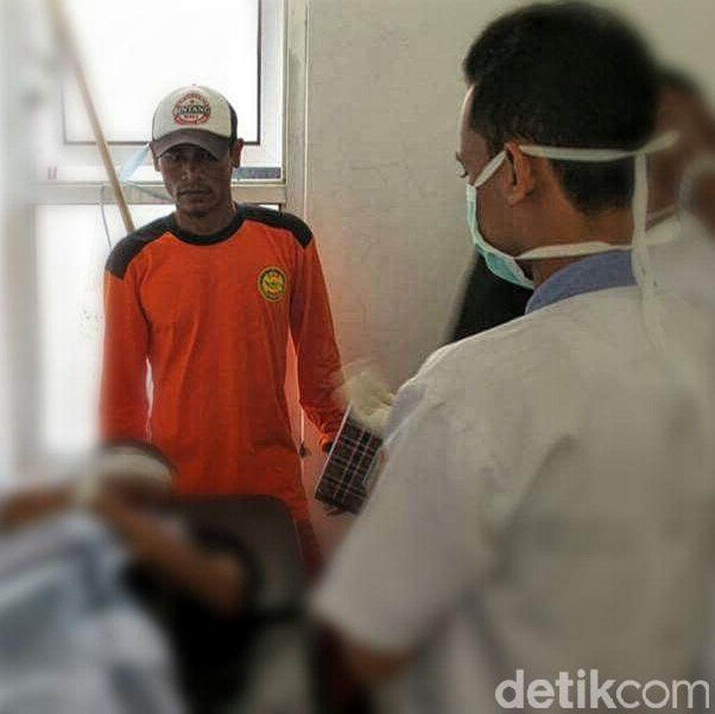 Dua Pelajar Asal Bogor Terseret Ombak Pantai Karangnaya, Satu Tewas