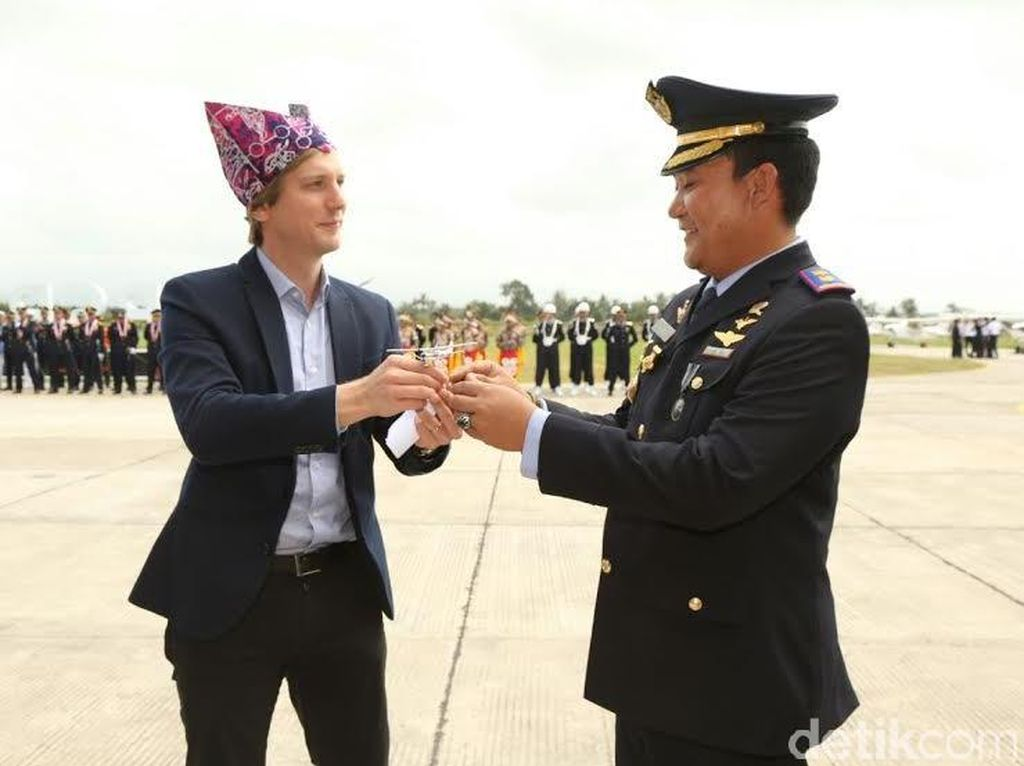 Pertama di Asia, LP3 Banyuwangi Ditunjuk Jadi Cessna Pilot Centre
