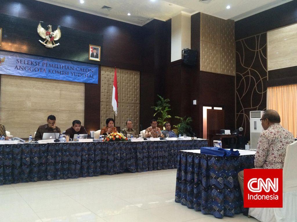 Anggota Pansel KPK Belajar dari Seleksi Wawancara Capim KY