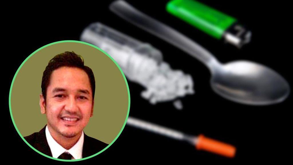 Polisi Sudah Lama Bidik Reza Prawiro Cs Dalam Kasus Narkoba