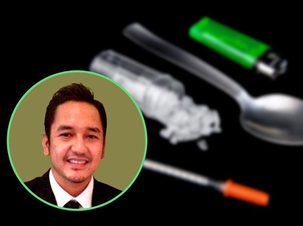 4 Senjata Api Ilegal Ditemukan di Lokasi Pesta Narkoba Reza Prawiro cs