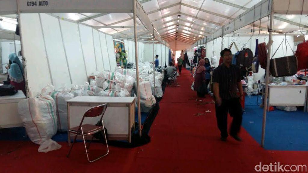 JakBook & Edu Fair 2015 Sepi di Hari Terakhir