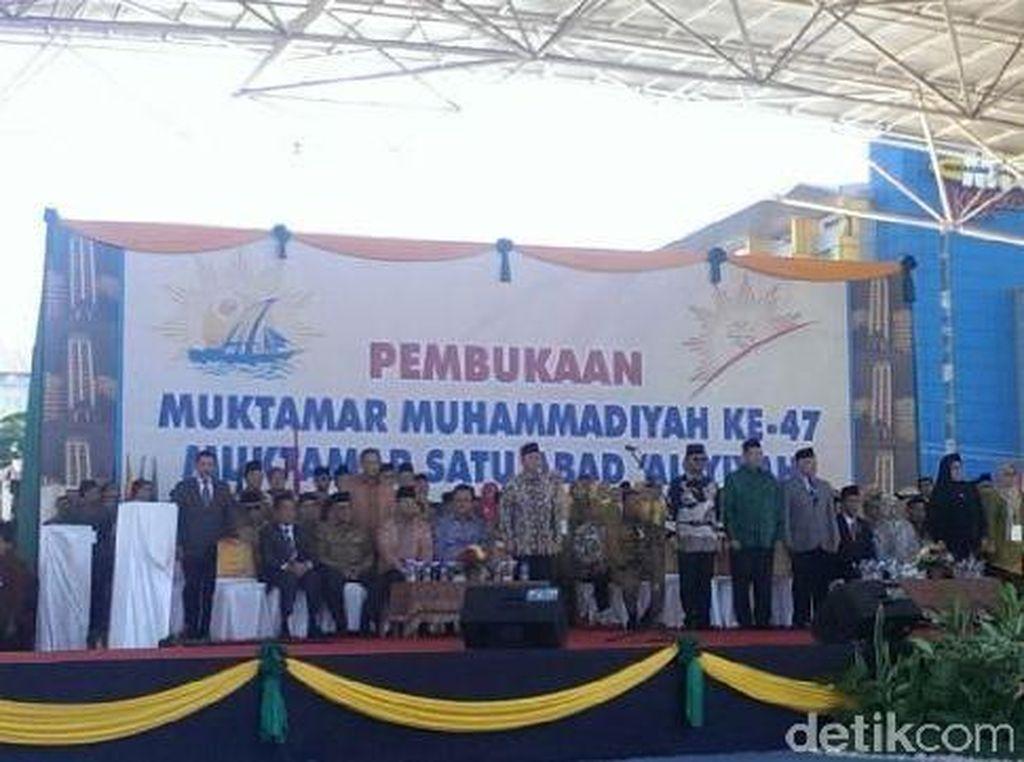 Di Depan Jokowi, Din Minta 3 Tokoh Muhammadiyah Dijadikan Pahlawan