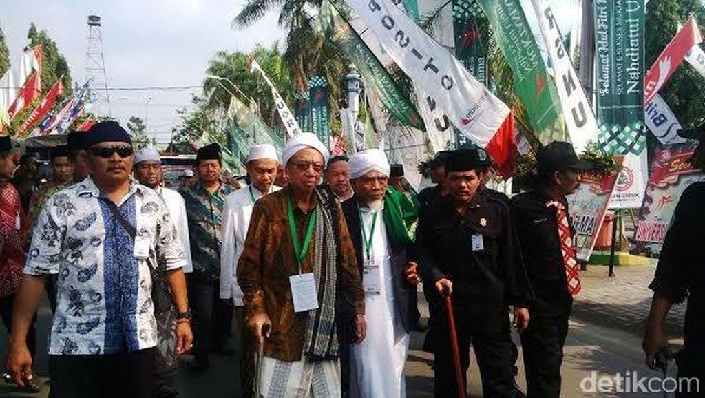 Usai Kiai Sepuh Rapat Tertutup, Sidang Pleno Muktamar NU Kembali Dibuka