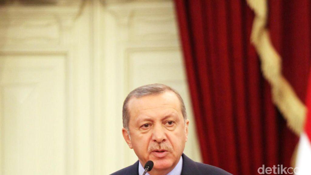 Marah, Presiden Turki Ancam Putuskan Kerjasama Energi dengan Rusia