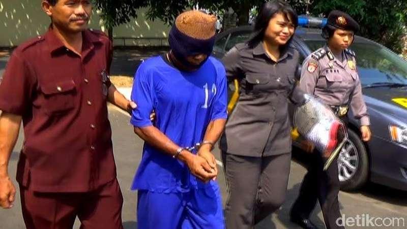 Bejat! Kakek Beristri 2 ini Tega Perkosa Anak Tiri, Korban Hamil 7 Bulan