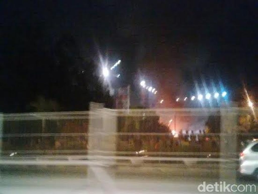 Polisi: Kebakaran di Pasar Gembrong Diduga Akibat Pembakaran Sampah