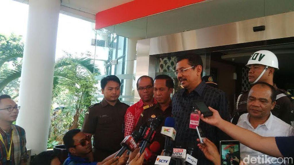 Wagub Sumut Mengaku Tak Tahu soal Korupsi Dana Bansos