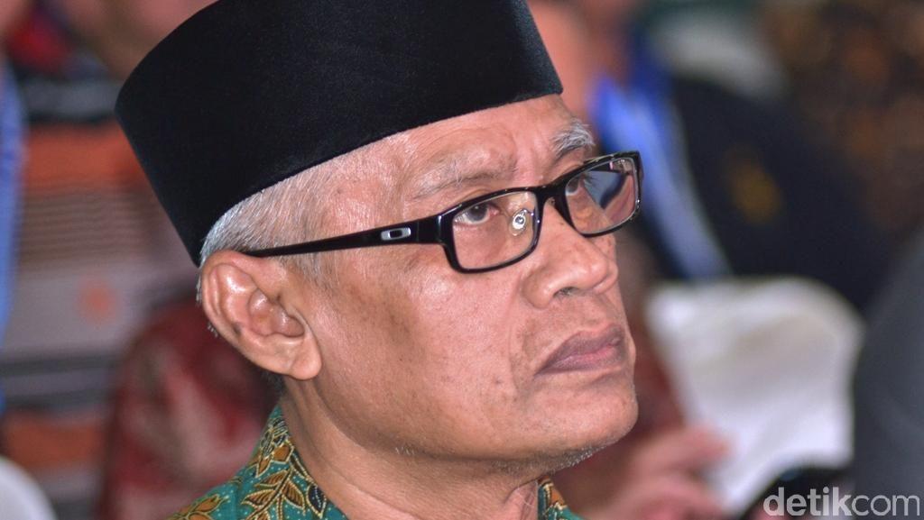 Muhadjir Jadi Mendikbud, Ketum Muhammadiyah: Dia Profesional dan Pendidik Gigih