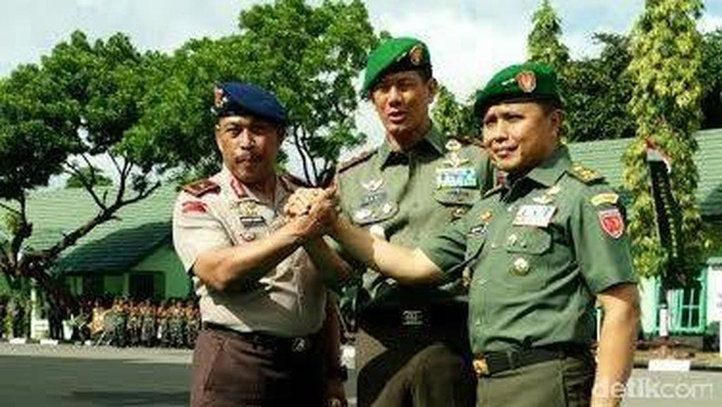 Maluku Jadi Laboratorium Kebersamaan TNI dan Polri